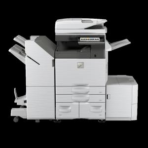 Sharp3060 Print Station